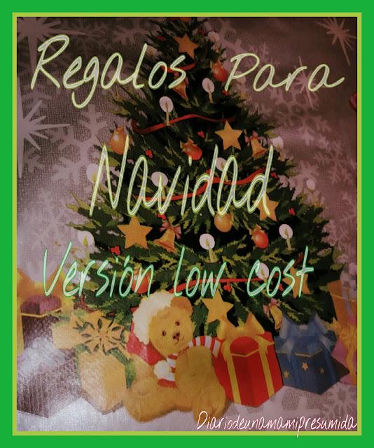 regalos para navidad low cost