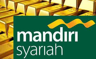 investasi emas batangan bank syariah mandiri