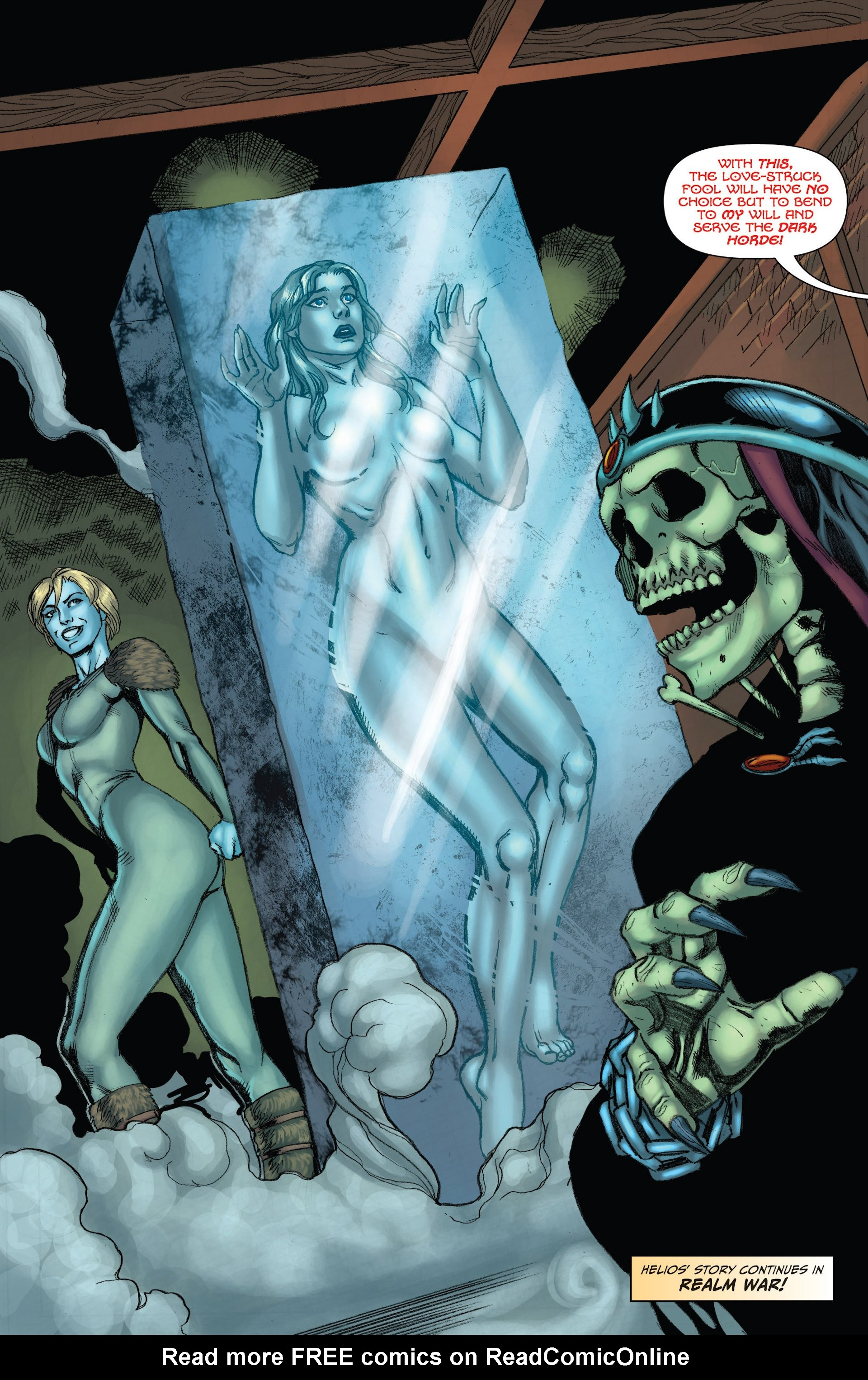 Grimm Fairy Tales (2005) Issue #96 #99 - English 23