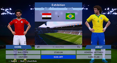 PES 2016 Super Patch version 1.0 by MODY 99