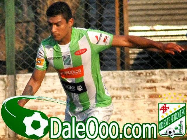 Oriente Petrolero - Alcides Peña - Universitario de Pando vs Oriente Petrolero - DaleOoo.com página del Club Oriente Petrolero