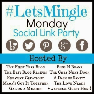Let's Mingle Monday