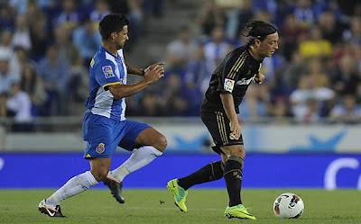 RCD Espanyol 0 - 4 Real Madrid (1)