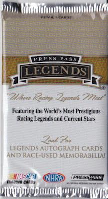 2013 Press Pass Legends