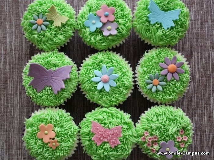 Cup Cakes Designs