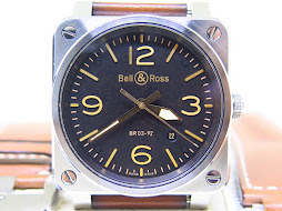BELL & ROSS 42mm - BR03-92 - AUTOMATIC