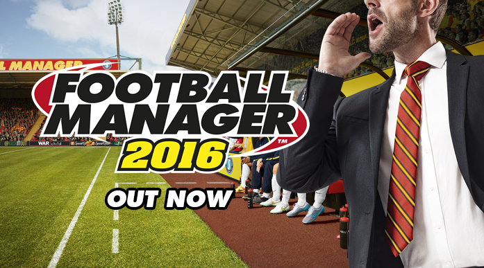 Football Manager 2016 ( 1 DVD )