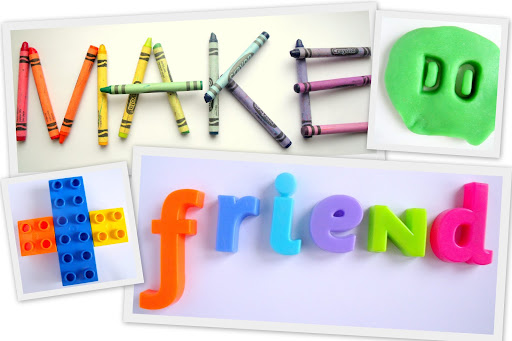 make, do & friend