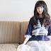 NMB48 Miori Ichikawa menjadi model Merek pakaian Keisuke Kanda