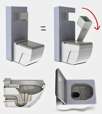 Innovative Toilets and Creative Toilet Designs (11) 3