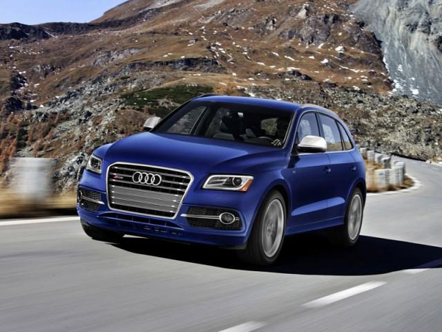 Audi SQ5 TFSI 2013