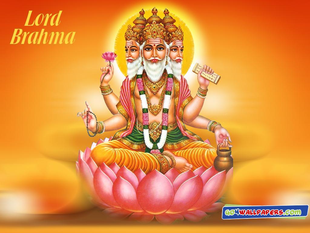 Jay Swaminarayan Wallpapers Lord Brahma Wallpapers