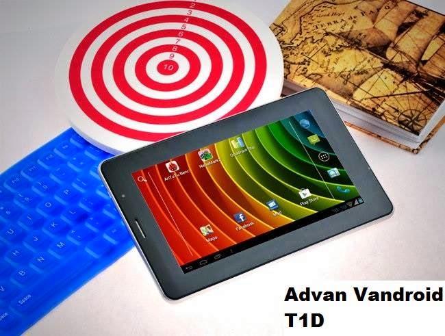 Advan Vandroid T1D