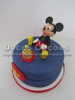 bolo decorado bragança
