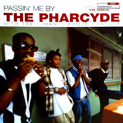The Pharcyde – Passin' Me By (CDS) (1993) (320 kbps)