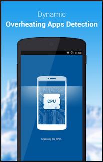 Aplikasi Cooler Master - Cooling Android