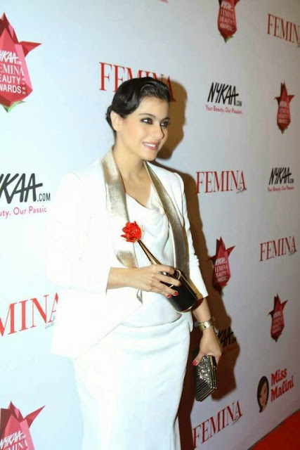 Kajol Picture At Femina Beauty Awards 2015