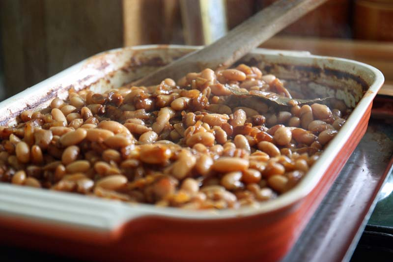A2K - A Seasonal Veg Table: Boston Baked Beans
