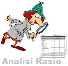 Pengertian Analisis Rasio menurut para ahli