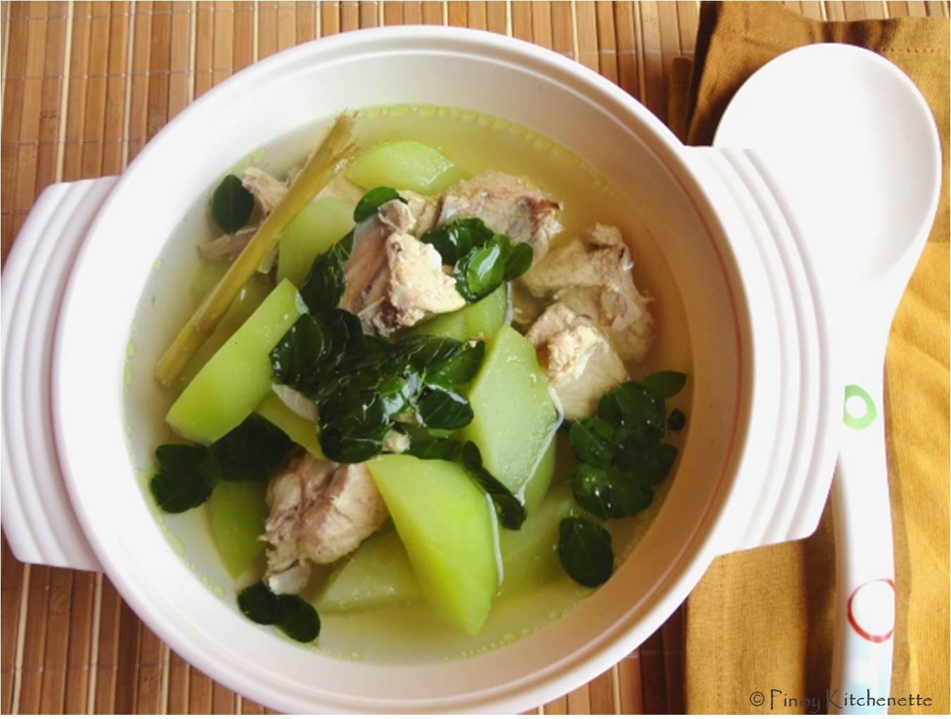recipe: chicken tinola recipe [35]