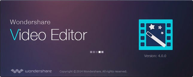 Wondershare Video Editor 4.0.1.0 portable