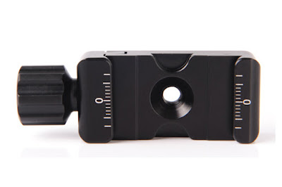 Sunwayfoto DDC-26 Mini Clamp Topview