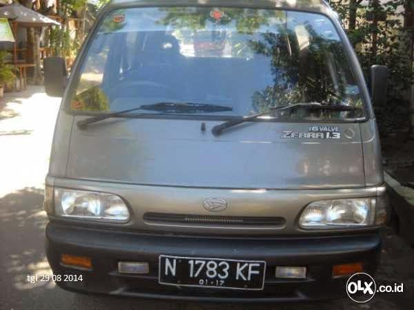 Jual Daihatsu Zebra BodyTech Pintu Sliding, Th93, 18jt ...