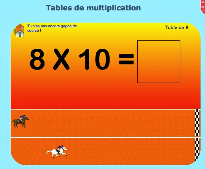 Raconte l 39 cole m mo cm1 - Matou matheux table de multiplication ...