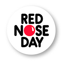 red nose day symbol