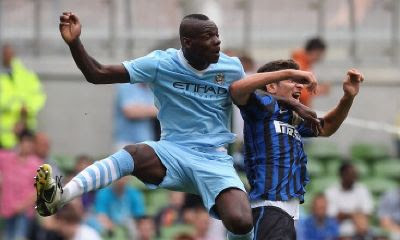 Inter Manchester City highlights