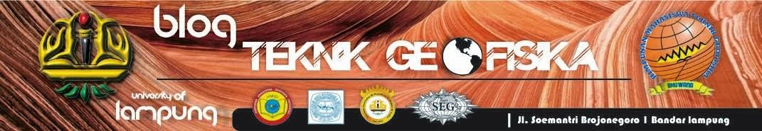 Teknik Geofisika Unila