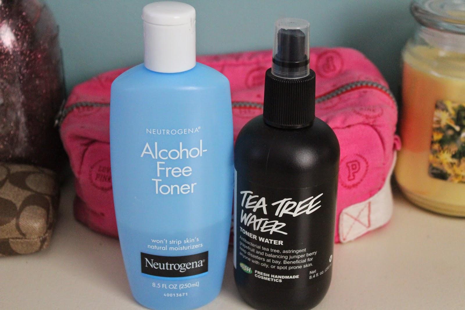 skin care, summer skin care, skincare, lush, neutrogena, clean and clear, burts bees, planet spa, avon, skin, summer,