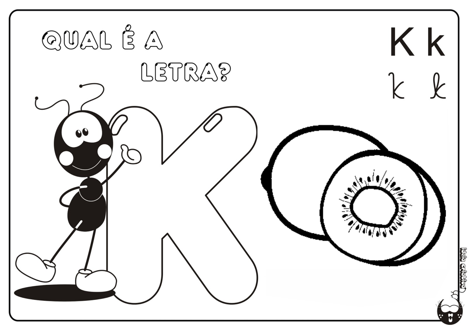 Alfabeto Smilinguido 4 tipos de letra para Baixar Grátis
