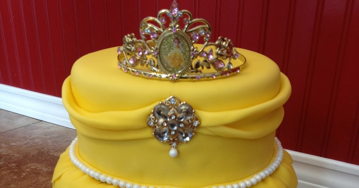 I Love Cake Design Puntata 3 : Sugar Love Cake Design: Princess Belle Dress