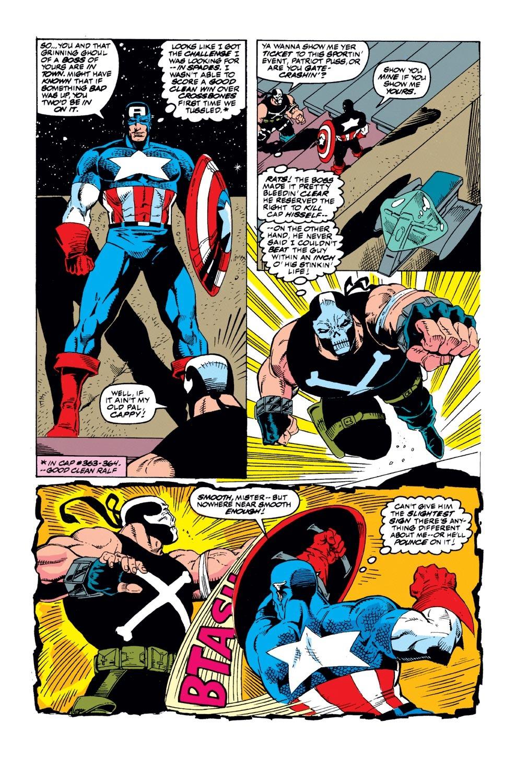 Captain America (1968) Issue #378 #311 - English 9