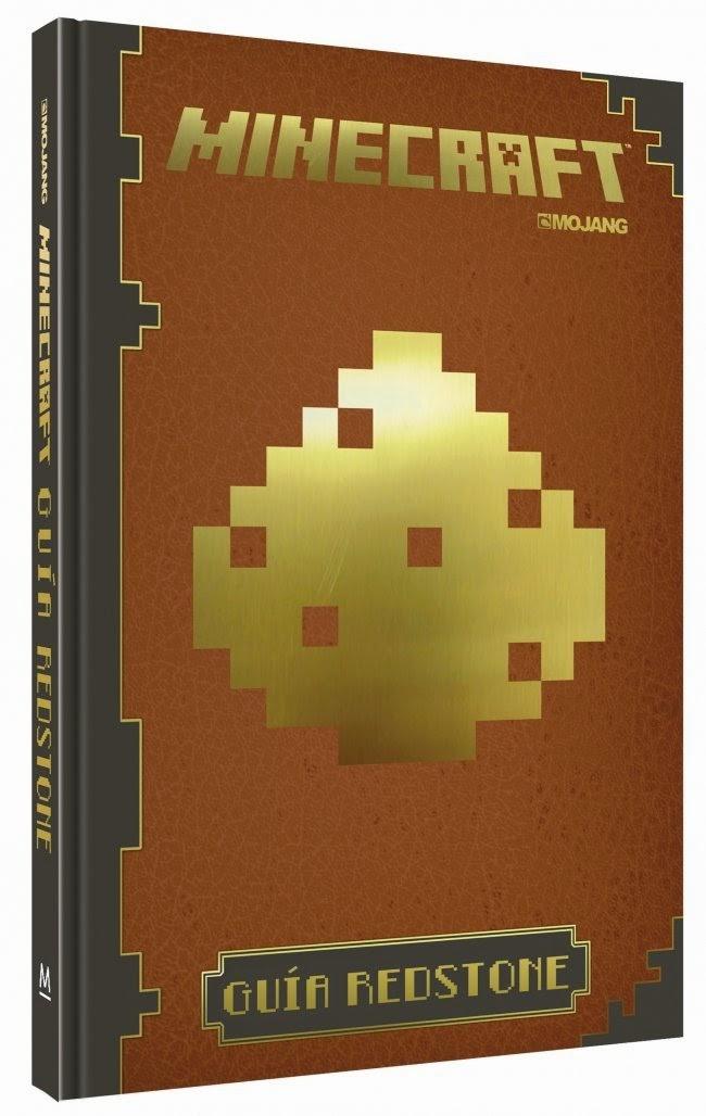 LIBRO - Minecraft . Guía Redstone  Mojang (Editorial Montena - 2014)  Guías - Videojuegos | Edición papel