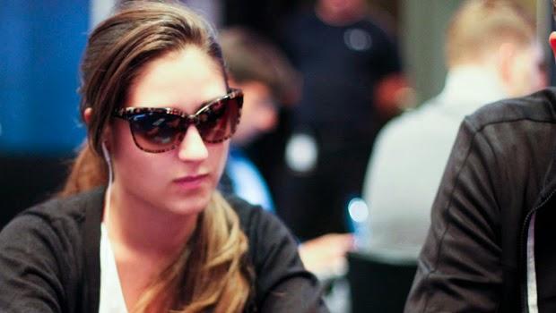 Ana Marquez MTT Poker