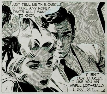 A Single Panel: Carol Day