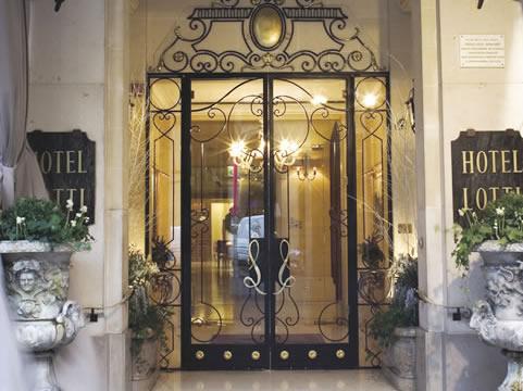 Hotel Jolly Lotti Paris