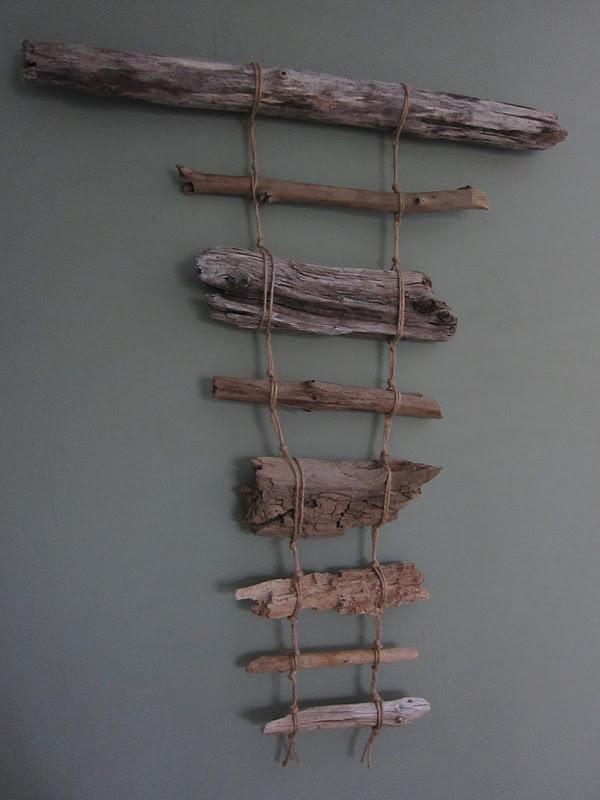 Good better nest driftwood wall hanging for Driftwood wall