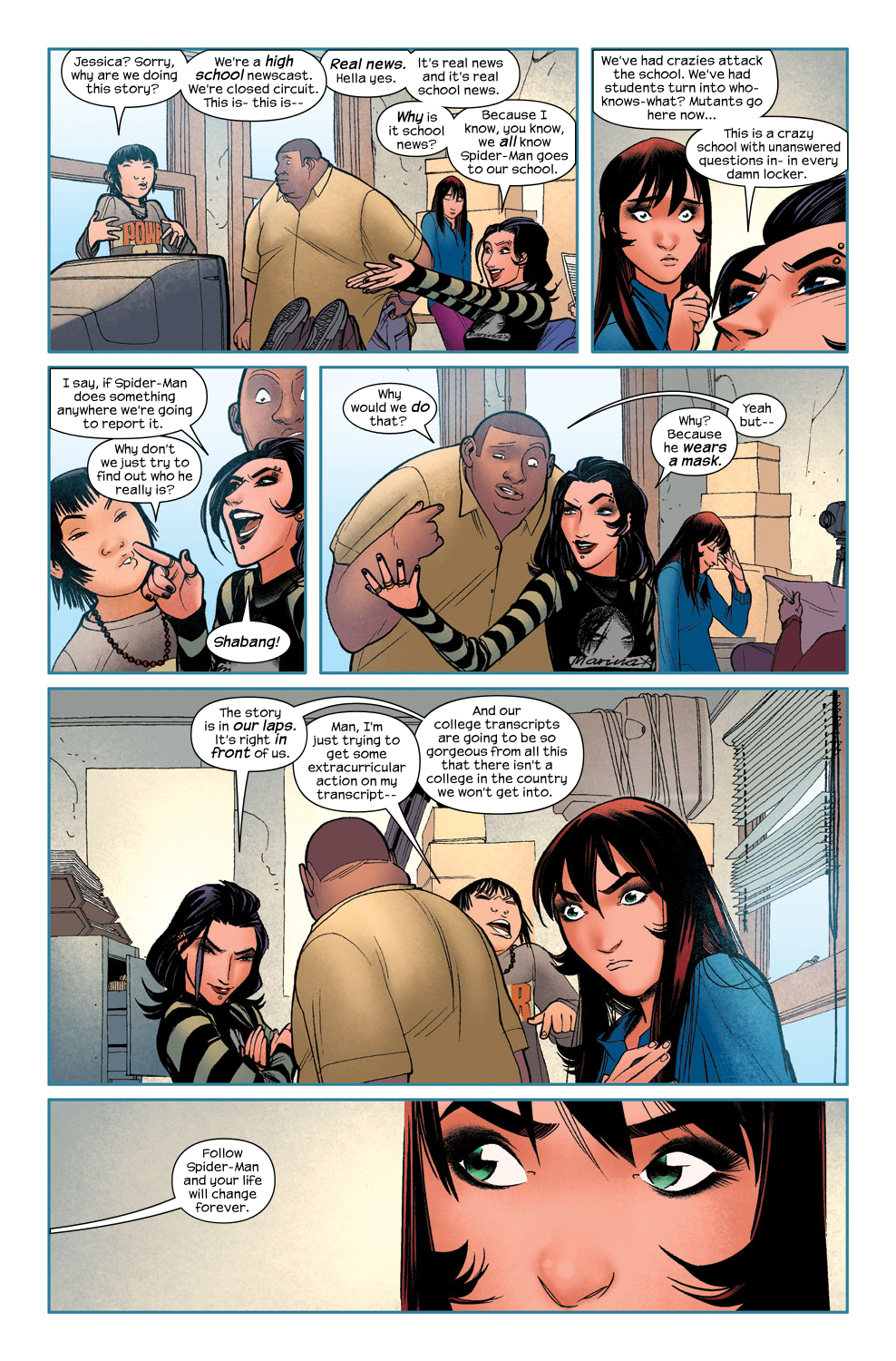 Ultimate Spider-Man (2000) _Annual 3 #3 - English 14