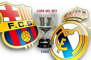 Video Cuplikan Gol Barcelona vs Real Madrid 27 Februari 2013 Copa Del Rey