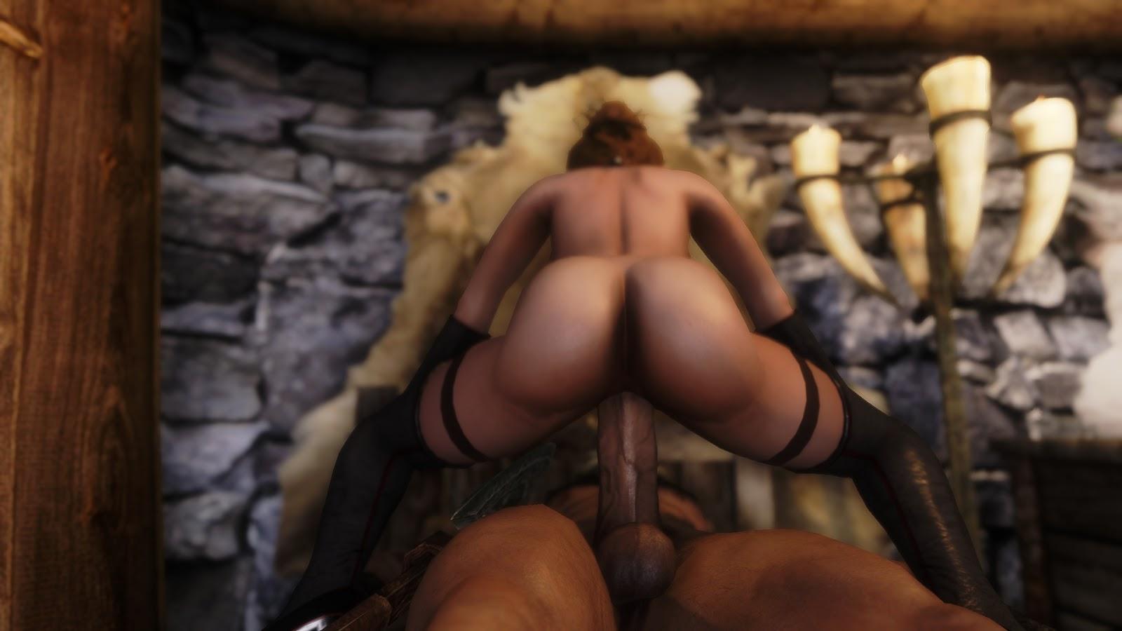Skyrim adult-only mods sex hardcore adult image