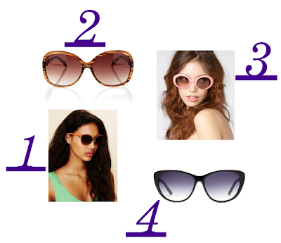 Sunglasses For Face Shape Quiz : Redefining the Face Of Beauty : DIAMOND SHAPED FACE-PART FIVE