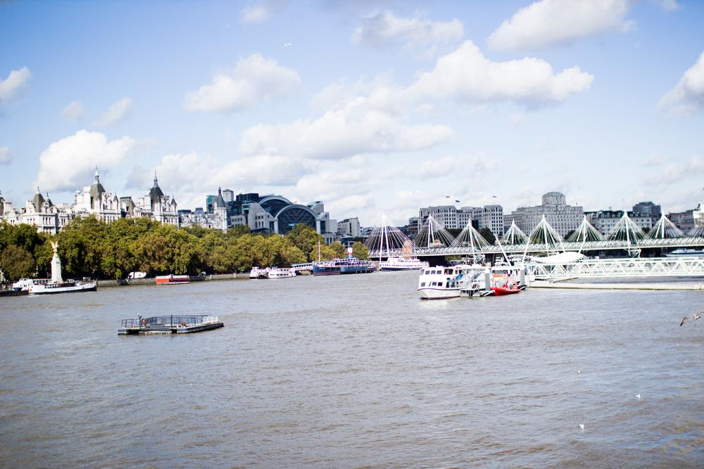 Tamiza Londyn na modowym blogu