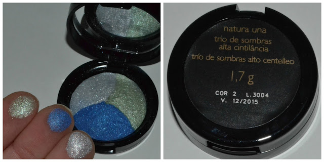 Sombras Natura Trio Color 02