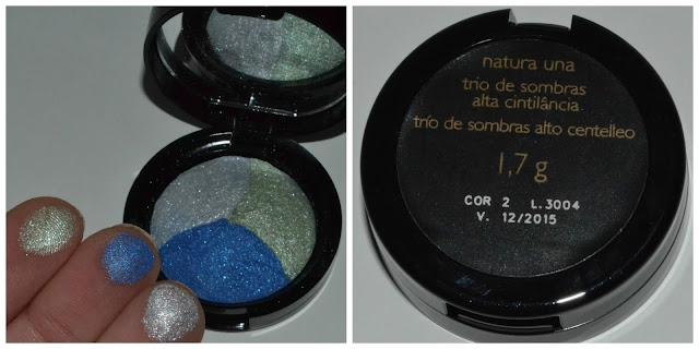 Sombras Natura Trio Color 02