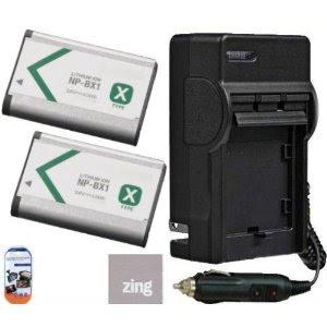 Sony CyberShot DSC-RX100 Charger Kit