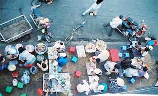 Các món ăn ngon ở quán cóc, vỉa hè