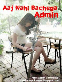 Irritate Whatsapp Group Admin Images